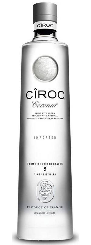 Ciroc Coconut Vodka 700ml