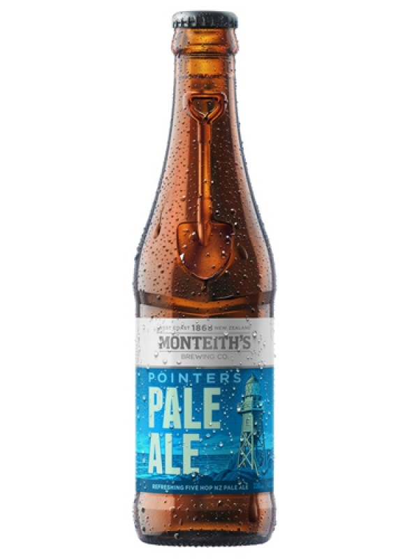 Monteith's Pointers Pale Ale – 12 pack