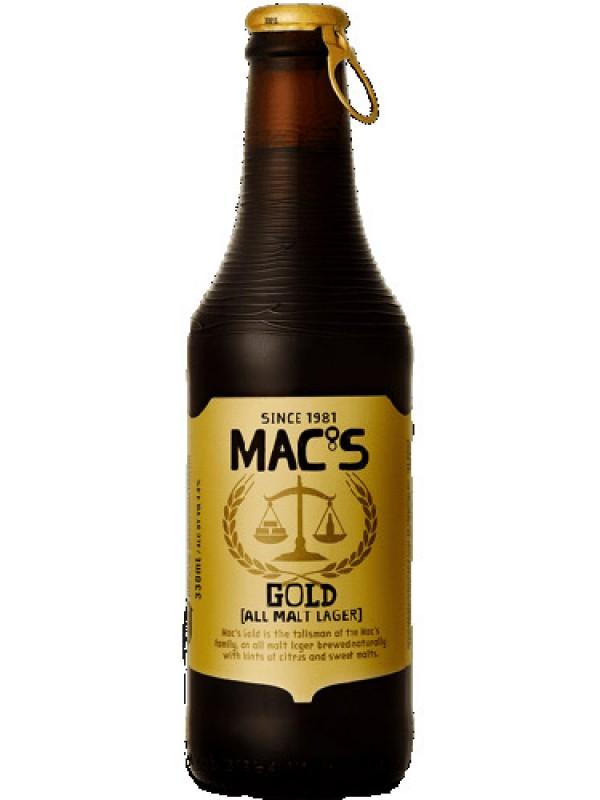 Mac's Gold 330 ml 12 pack