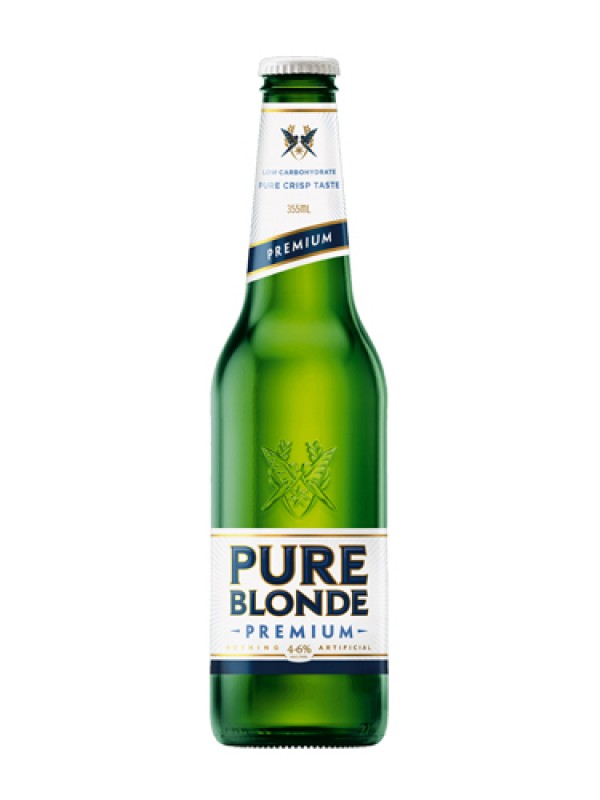 Pure Blonde – 12 Pack