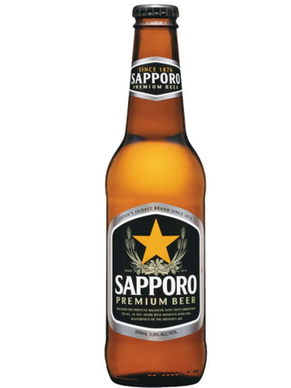 Sapporo – 6 Pack