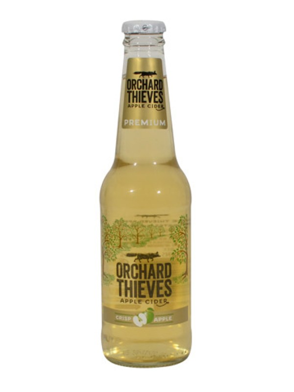 Orchard Thieves Apple Cider - 12 Pack
