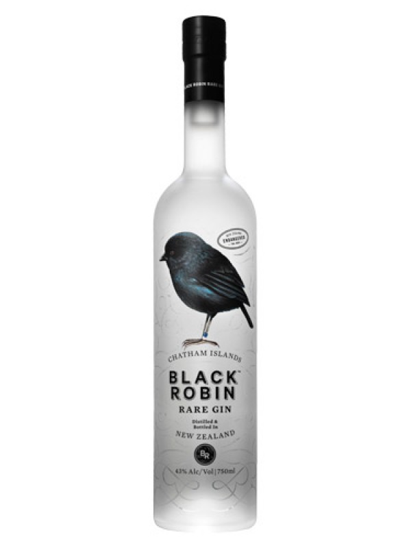 Black Robin Rare Gin – 750 ml