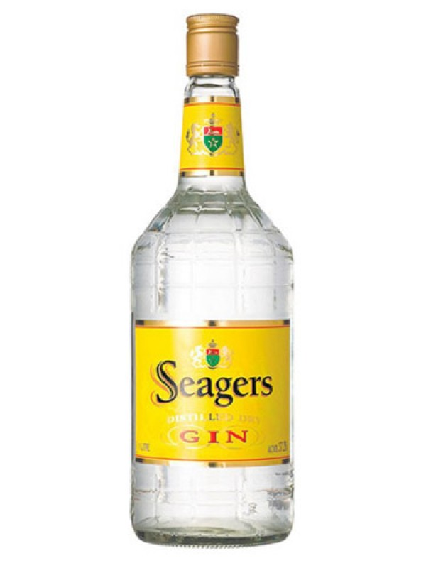 Seagers Gin – 1 Litre