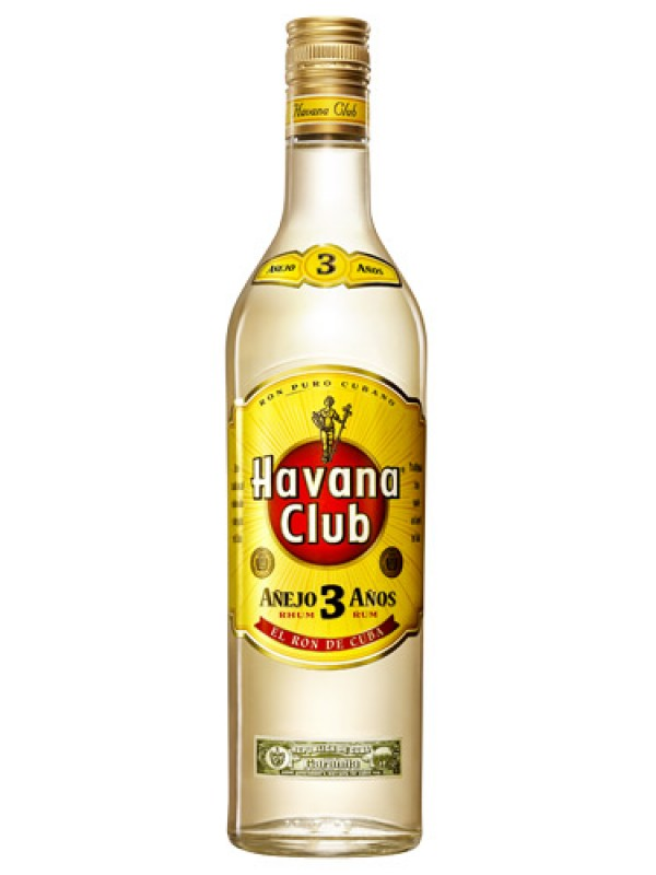 Havana Club White Rum 700 ml
