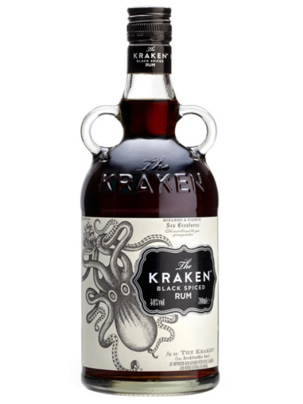 Kraken Dark Spiced – 700 ml