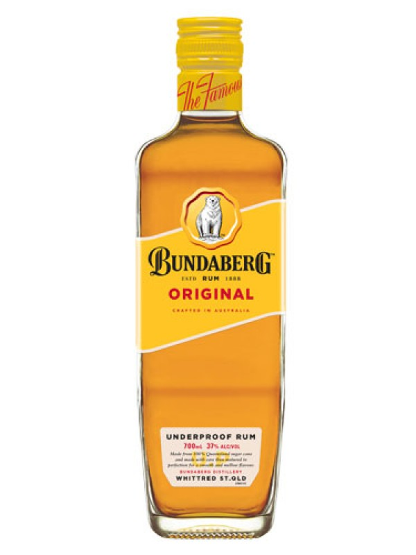 Bundaberg Original Rum – 700ml