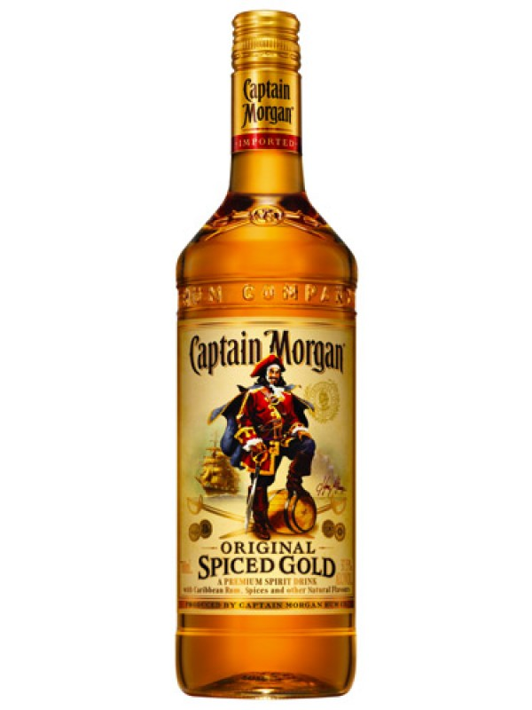 Captain Morgan Spiced – 1 Litre