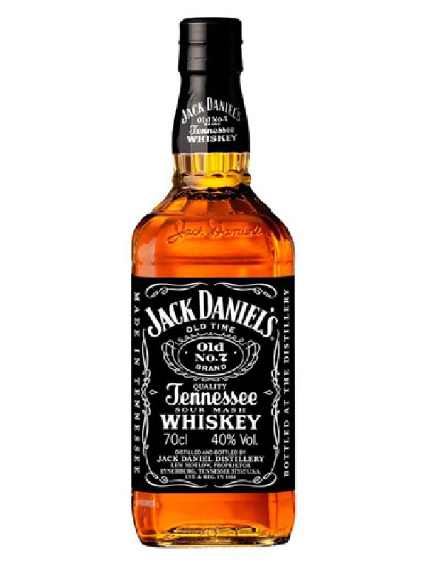 Jack Daniel's Tennessee Whiskey – 1 Litre