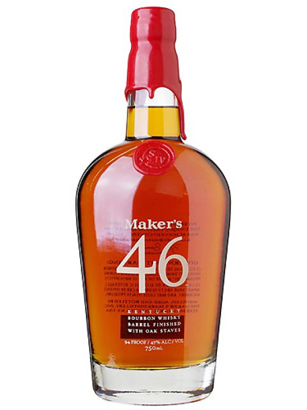 Maker's Mark 46 Bourbon – 700 ml