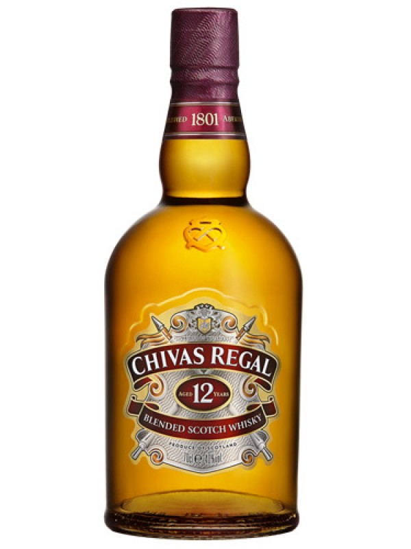 Chivas Regal 12 Year - 1 Litre