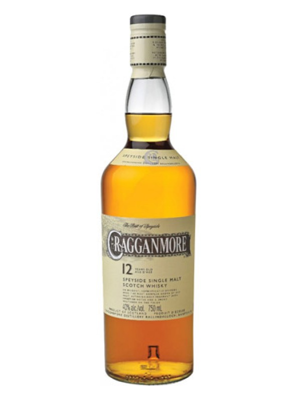 Cragganmore 12 Year – 700 ml