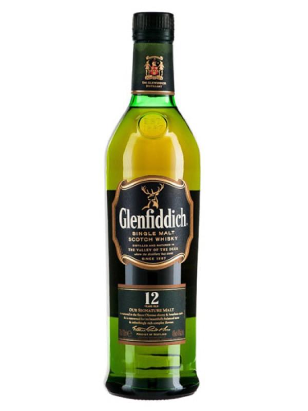 Glenfiddich 12 Years – 700 ml