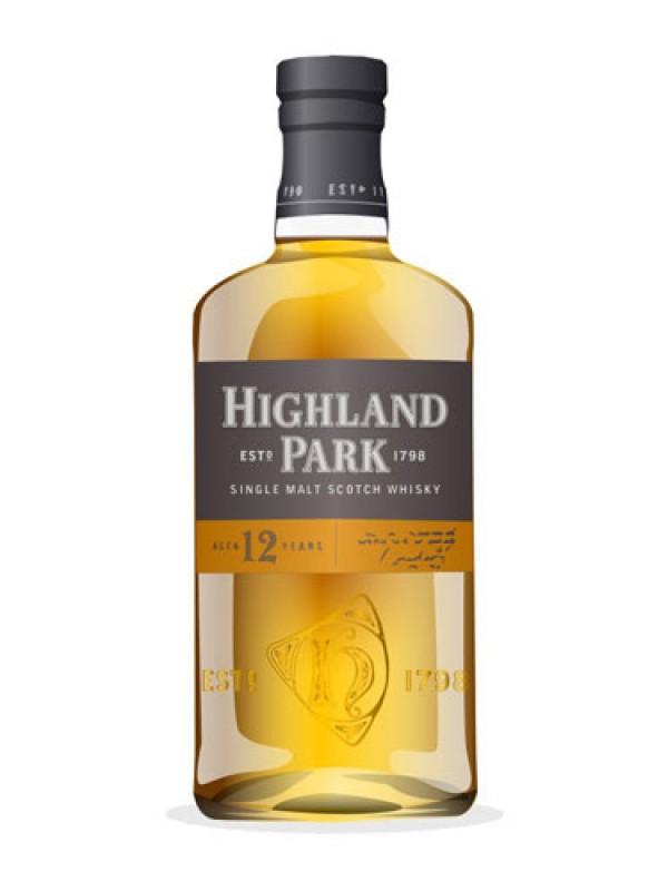 Highland Park 12 Years – 700 ml