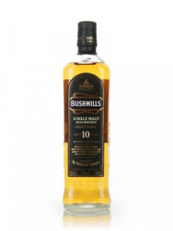 Bushmills 10 Year Old Malt - 700 ml