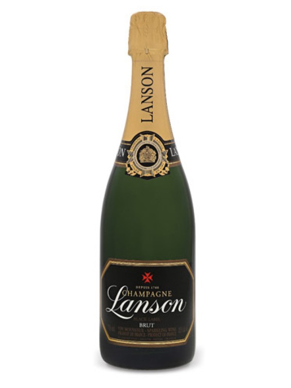 Lansons Champagne Black Label Brut NV