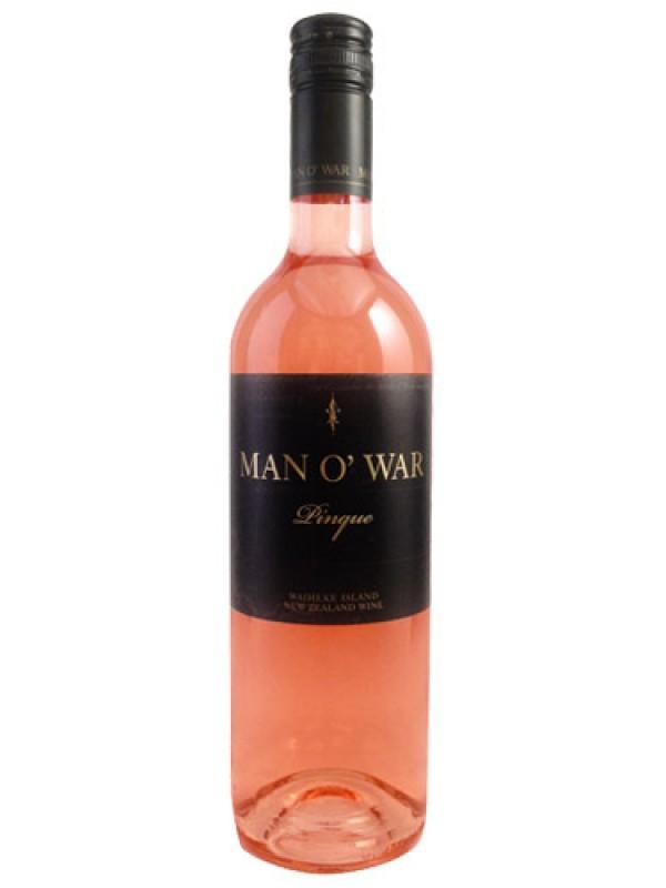 Man O' War 'Pinque' Rose 2018