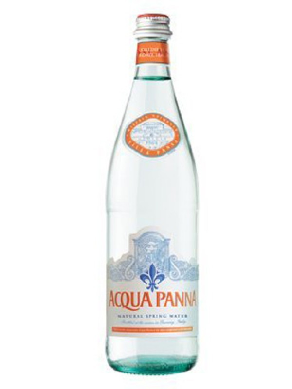 Aqua Panna Natural Mineral Water 750ml