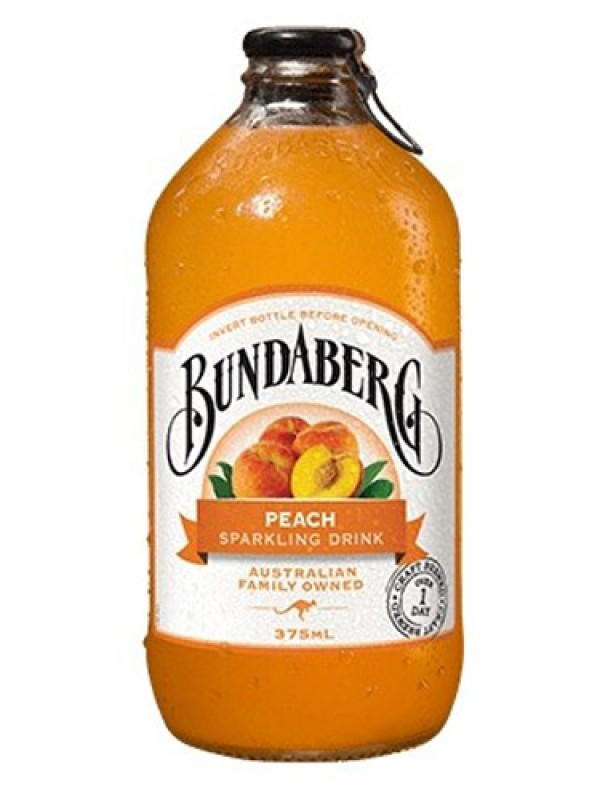 Bundaberg Peachee 375ml