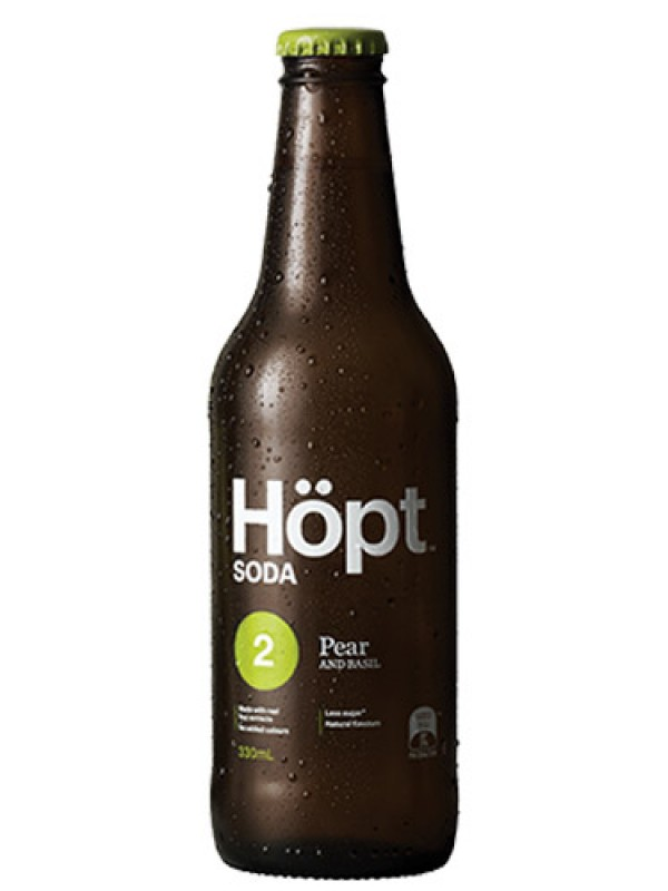 Hopt Pear / Basil 330ml 4 Pack