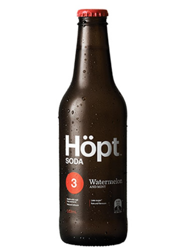 Hopt Watermelon / Mint 330 ml 4 pack