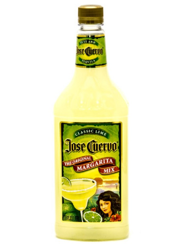 Jose Cuervo Margarita Mix 1 Litre