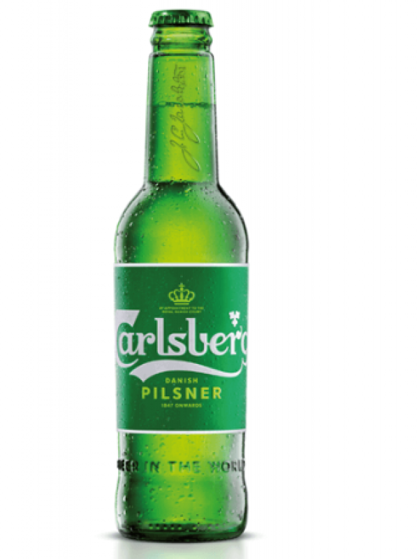 Carlsberg Beer 330ml Btls 12pk