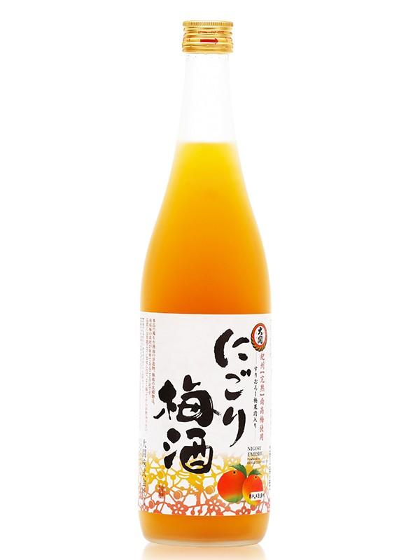 Daguan Brand Ozeki Plum Wine 720 ml