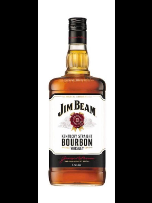 Jim Beam Bourbon 1.750ml