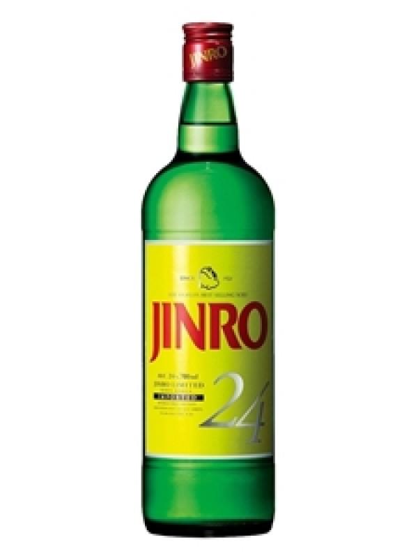 JINRO SOJU KOREAN SPIRIT 750ML