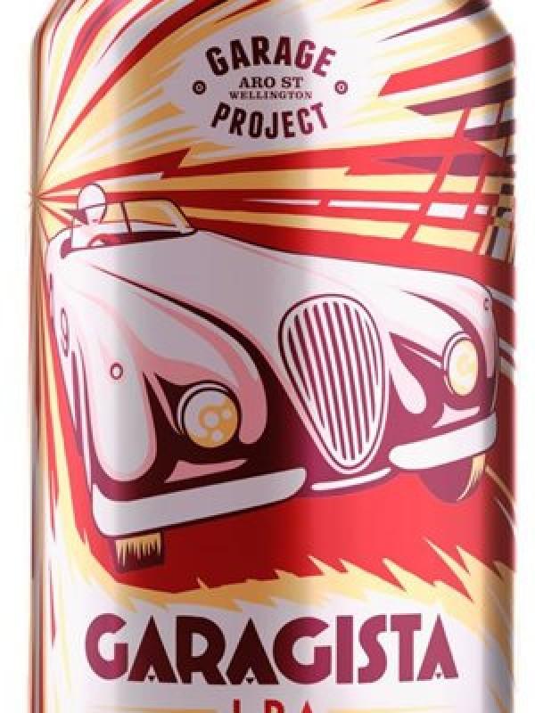 Garage Project Garagista IPA Cans 6 Pack 330ml