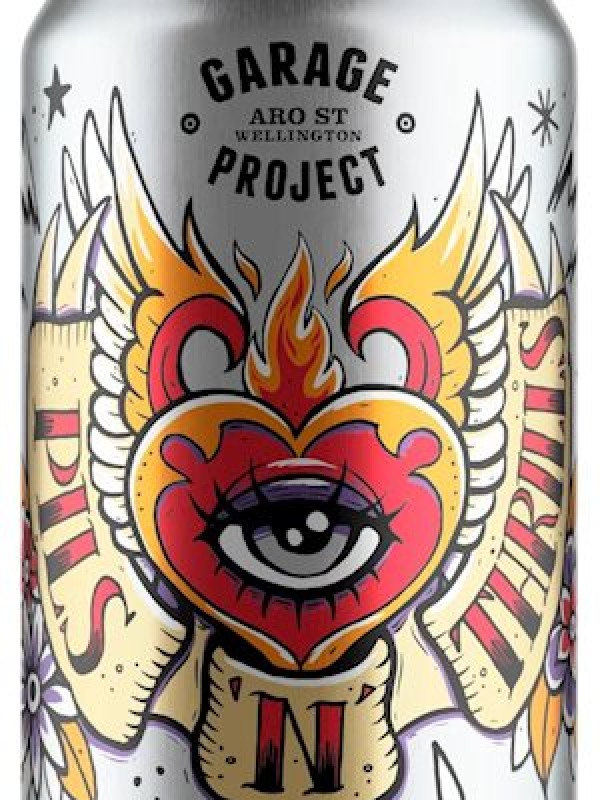 Garage Project Pils 'N' Thrills 6 Pack Cans 330ml