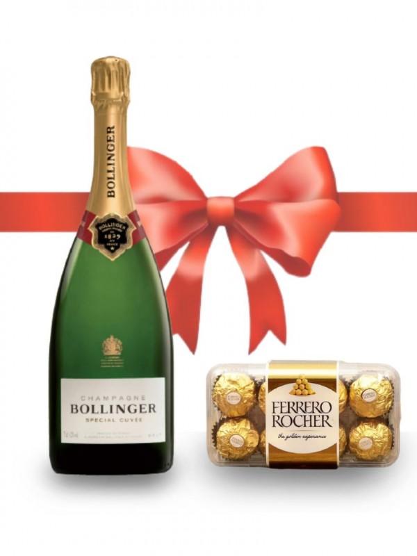 Bollinger Champagne Brut Cuvee Mate