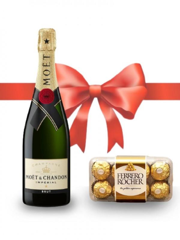 Moet & Chandon Champagne Brut Mate