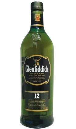 Glenfiddich 12YO 1000ml