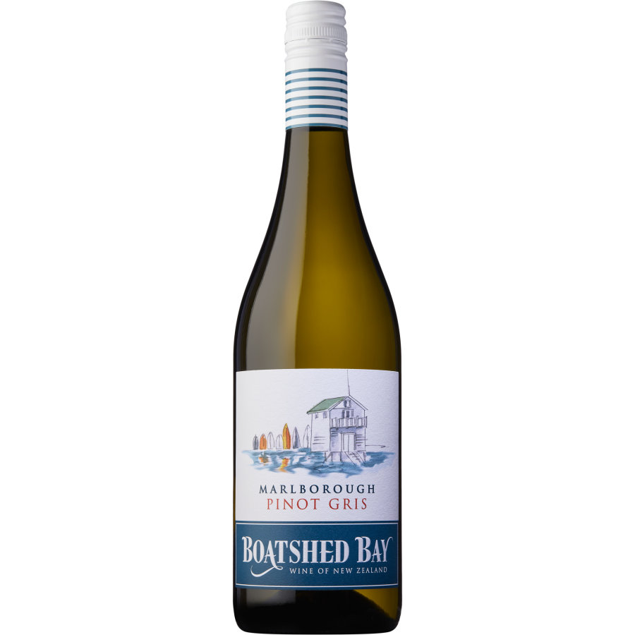 Boatshed Bay Pinot Gris 750ml