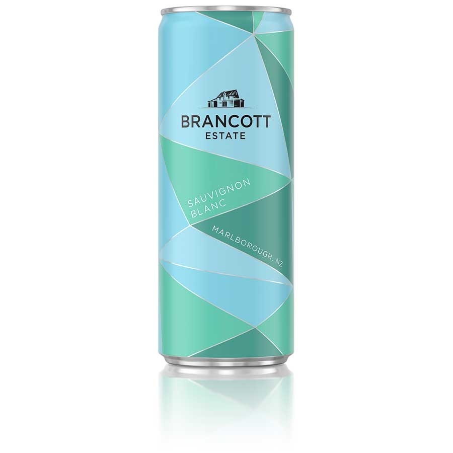 Brancott Estate Sauvignon Blanc single can 250ml