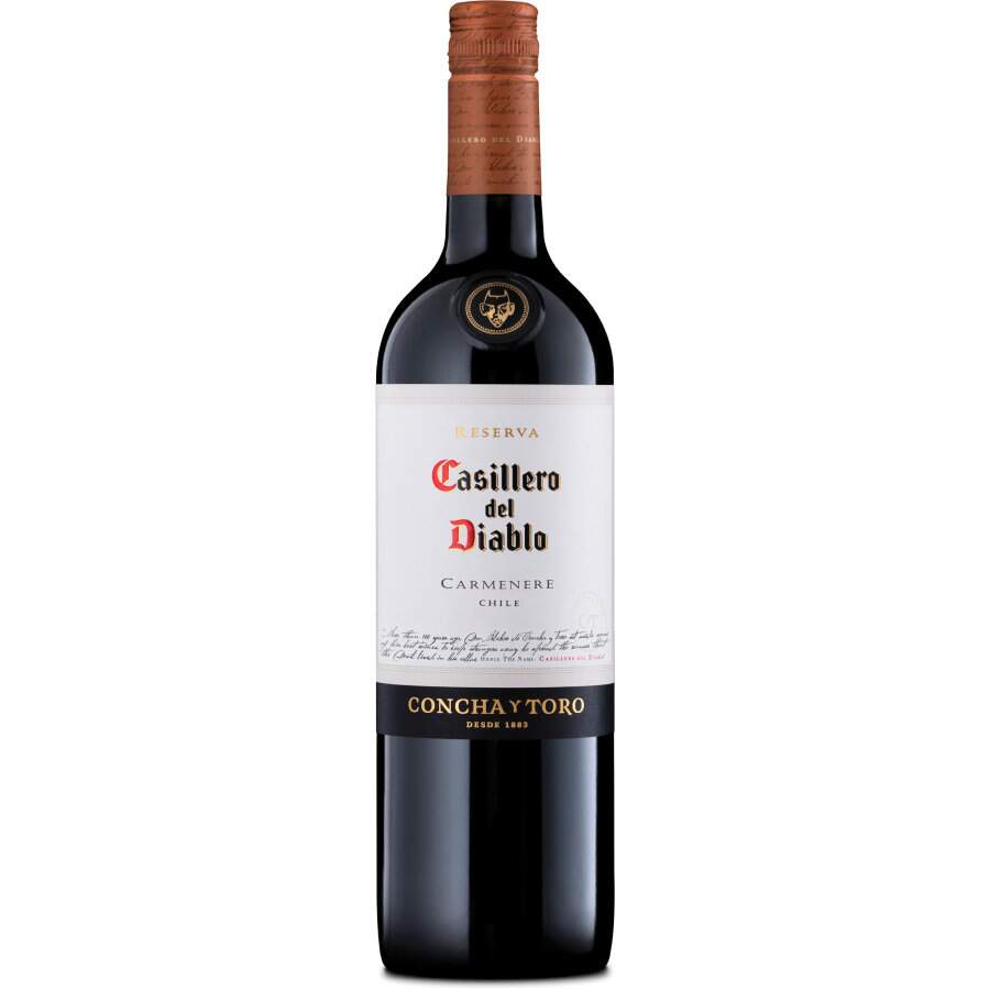 Casillero Del Diablo Red Wine Carmenere 750ml