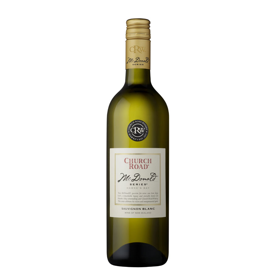 Church Road Mcdonald Series Sauvignon Blanc 750ml