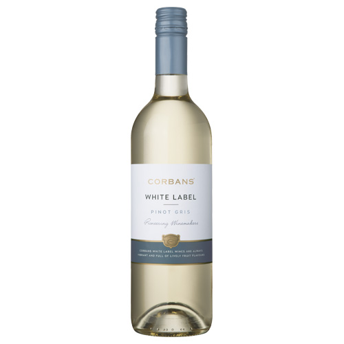 Corbans White Label Pinot Gris 750ml