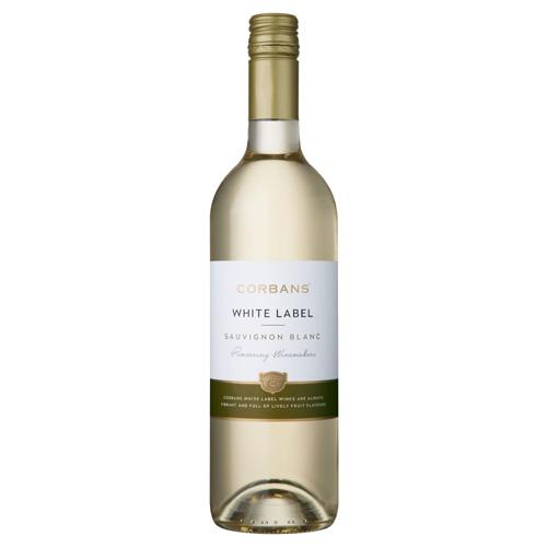 Corbans White Label Sauvignon Blanc Screw Cap 750ml