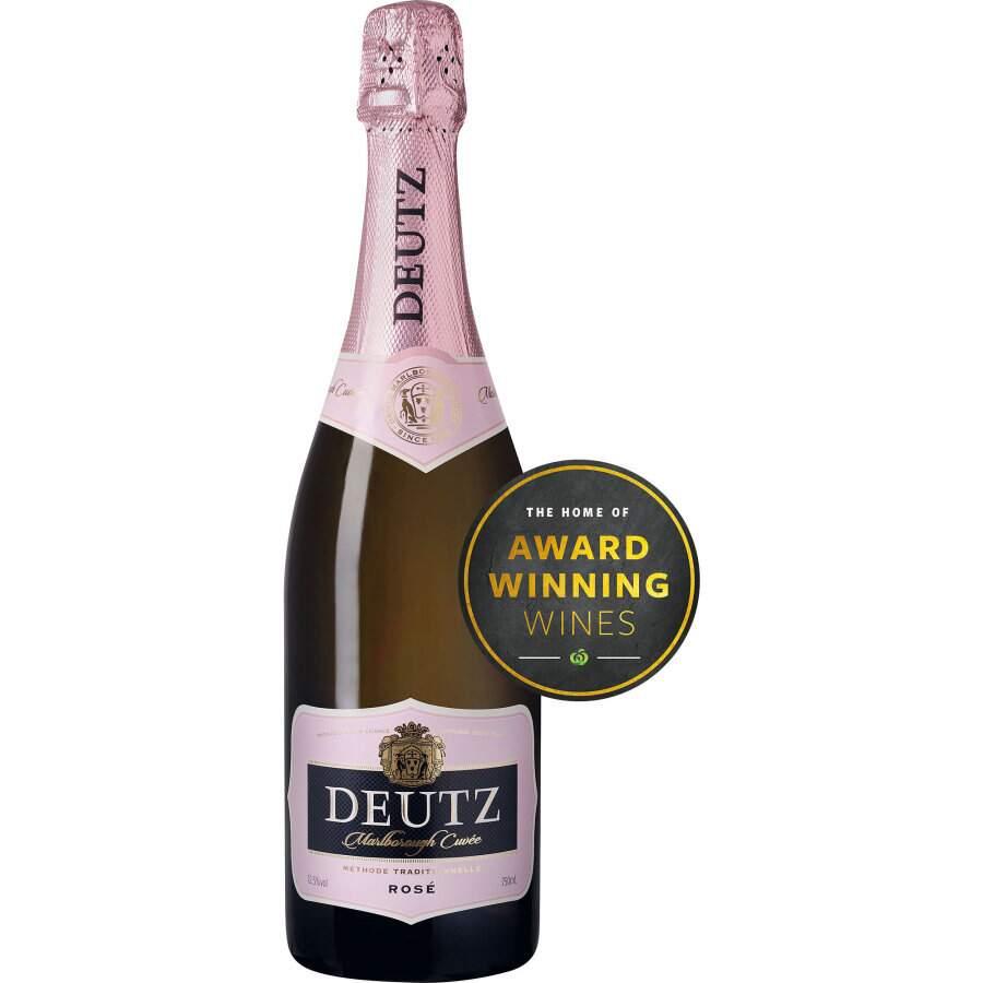 Deutz Sparkling Rose 750ml