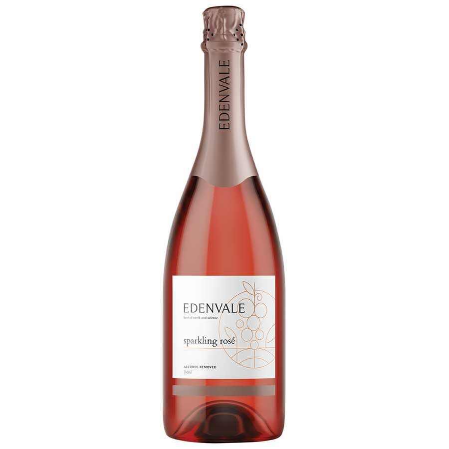 Edenvale Sparkling Rose Alcohol Removed 750ml