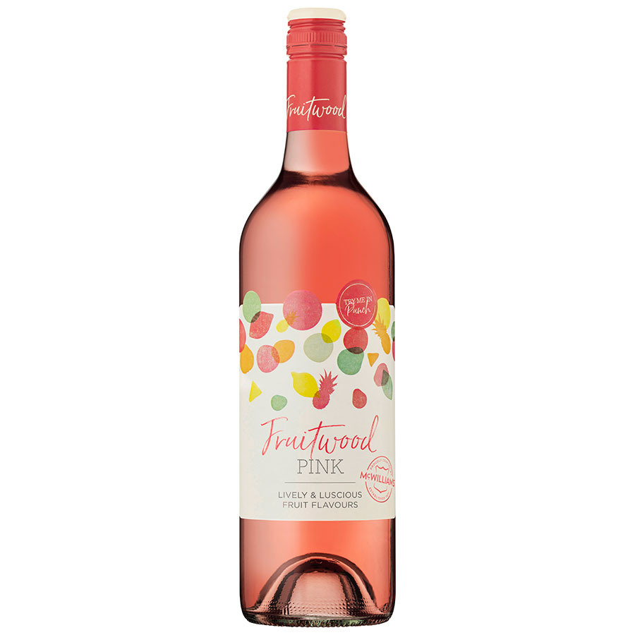 Mcwilliams Inheritance Red Wine Fruitwood Pink 750ml