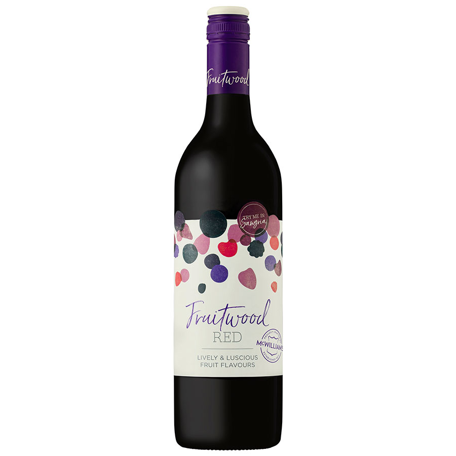 Mcwilliams Inheritance Red Wine Fruitwood 750ml