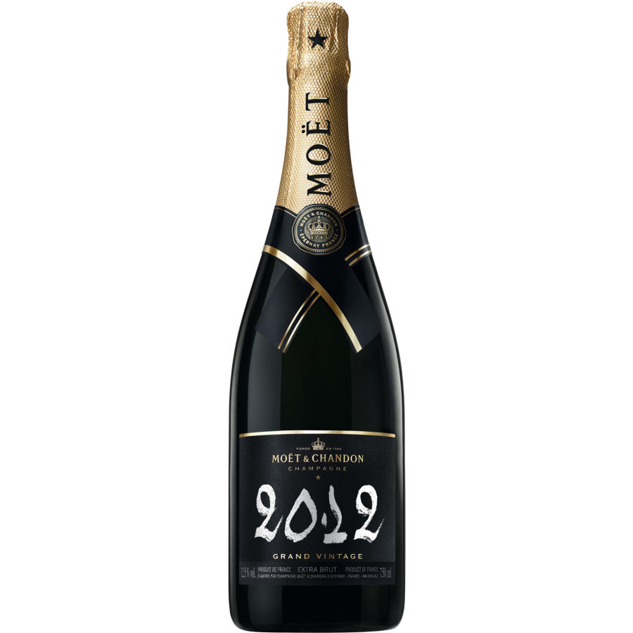 Moet & Chandon Champagne Grand Vintage 750ml