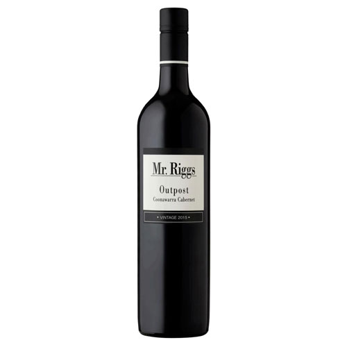 Mr Riggs Outpost Cabernet 750ml