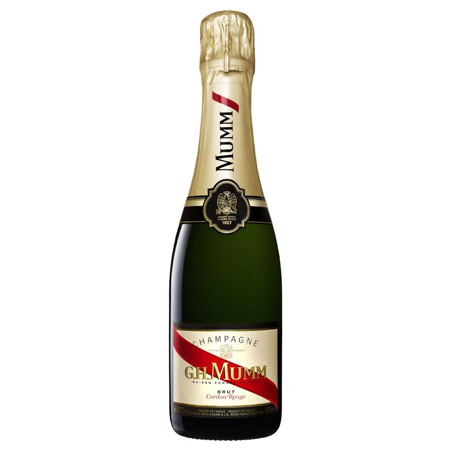 Mumm Cordon Rouge Champagne 375ml