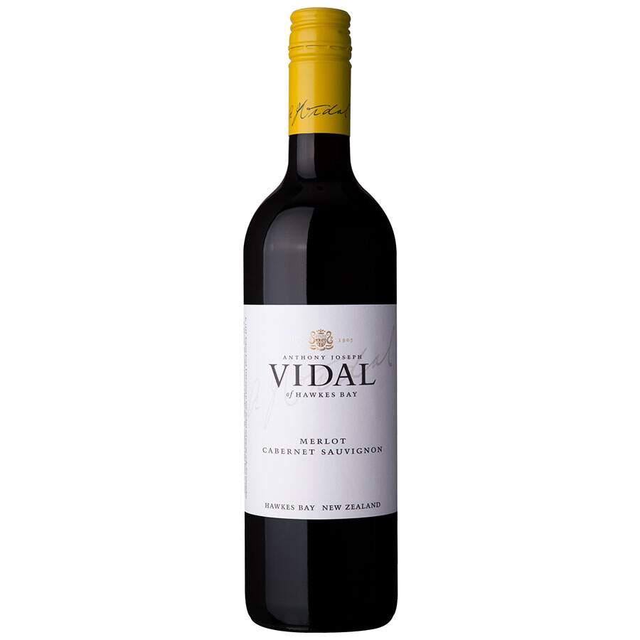 Vidal Estate Cabernet Sauvignon Merlot Hawkes Bay 750ml