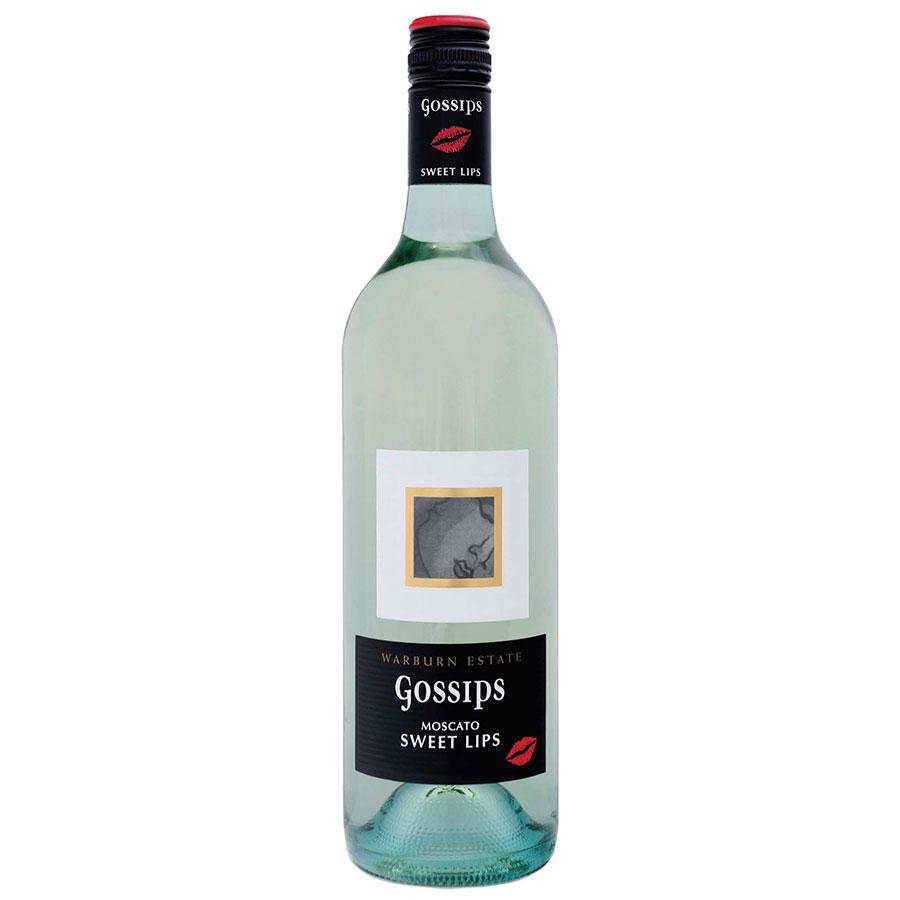 Warburn Estate Gossips Moscato Sweet Lips 750ml